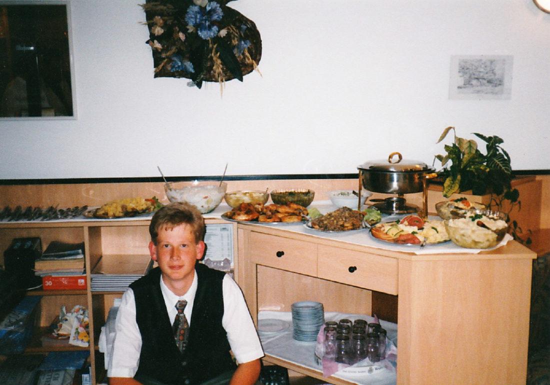Marco Spielau - kind